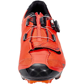 Northwave Scorpius 2 Plus Shoes Men lobster orange/black